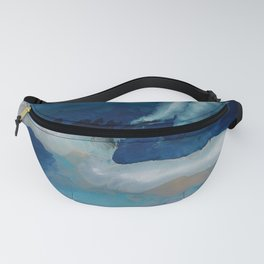 DEEP - Resin painting Fanny Pack