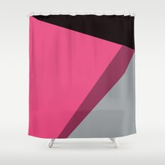 Hindsight (Reprise) Shower Curtain