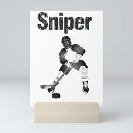 Sniper Mini Art Print