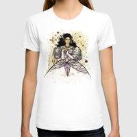 sarah paulson T-shirts featuring Sarah  by Karen Hallion Illustrations