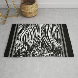 Love Zebra Rug