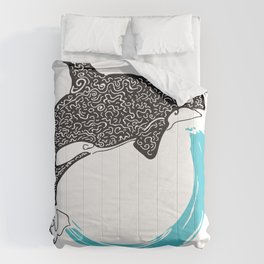 Orca Circle Comforters