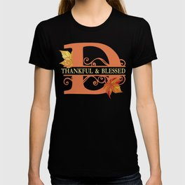 Thanksgiving D Monogram T-shirt