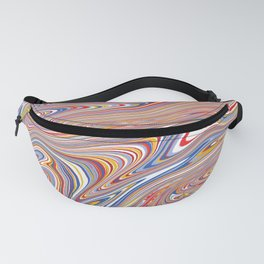 *SWIRL_COMPOSITION_4 Fanny Pack