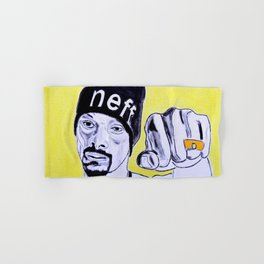 Snoop Dog Hand & Bath Towel