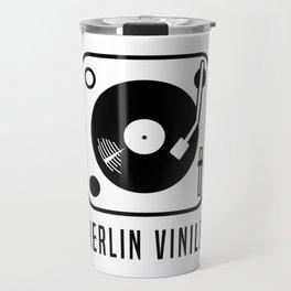 Berlin Vinile Travel Mug