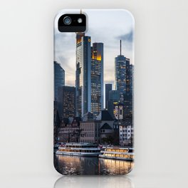Frankfurt 2 iPhone Case