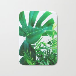 Tropical Display Bath Mat