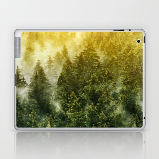 Don't Wake Me Up Laptop & iPad Skin