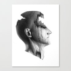 Wood Solomon Canvas Print