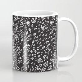 Diamonds, stars & symbols Coffee Mug