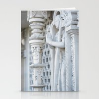 spiritual Stationery Cards featuring Spiritual by Gunjan Marwah