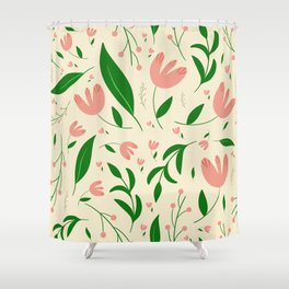 Summery Bliss Shower Curtain
