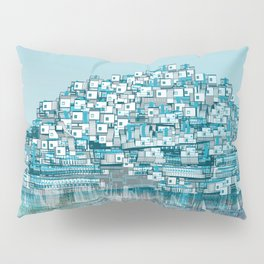 Turquoise Pillow Sham