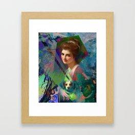 The Companions Framed Art Print