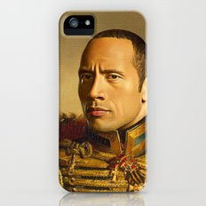 Dwayne (The Rock) Johnson - replaceface iPhone (5, 5s) Slim Case