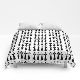 Hermine -Ermine-armino 2 Comforters