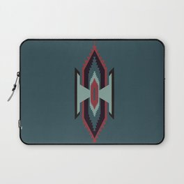 Southwestern Santa Fe Tribal Pattern Laptop Sleeve