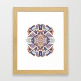 BangWa Thirteen Framed Art Print