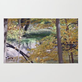 Fall By The Creekside Rug