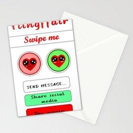 Flingffair Stationery Cards