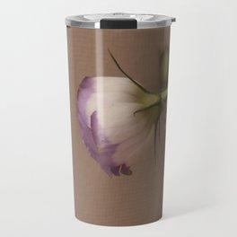 Chinese rose. tenderness ,  affection ,  gentleness ,  softness ,  caress Travel Mug