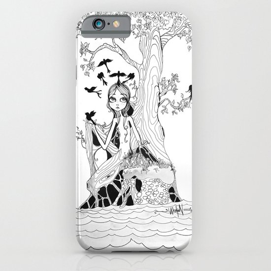 Daphne iPhone & iPod Case