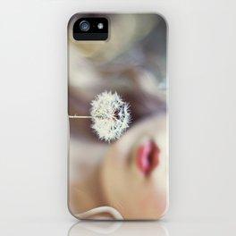 Wish Bomb iPhone Case