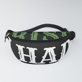 Funny St Patrick's Day Party Outfit Fanny Pack