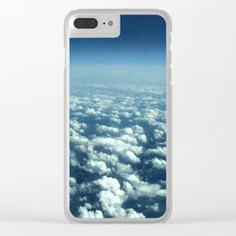 sky Clear iPhone Case