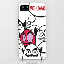 The Shady Bunch iPhone Case