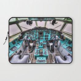 Tupolev TU-154 Cockpit Laptop Sleeve