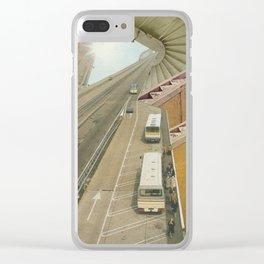 Terminus Clear iPhone Case