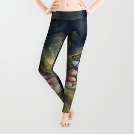 Experiment 5: Camouflage Leggings