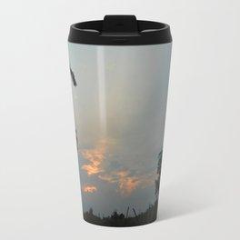 Sunset in the Pasture Travel Mug