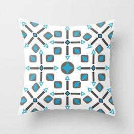 AZERWAL Throw Pillow