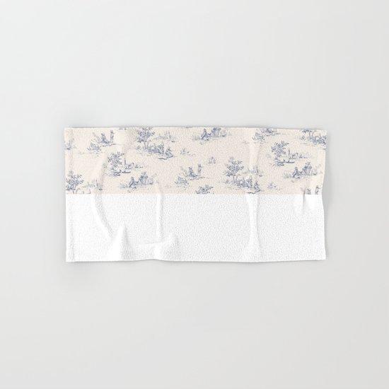 Animal Jouy Hand & Bath Towel