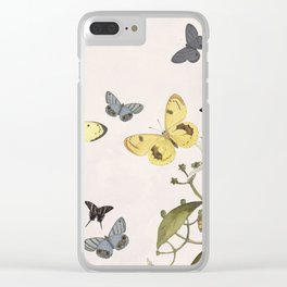 Let us dance in the sun -pink Clear iPhone Case