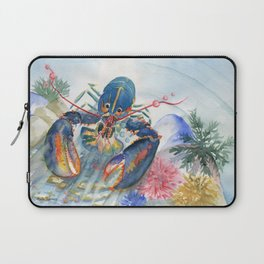 Under The Sea 2 - Lobster Laptop Sleeve