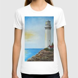 Sunny Lighthouse T-shirt