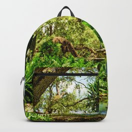 Secret Garden Backpack