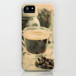 Coffee Club iPhone Case