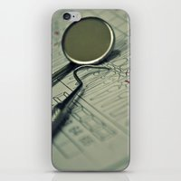 dentist iPhone & iPod Skins featuring A DENTIST by Ruby_Dag