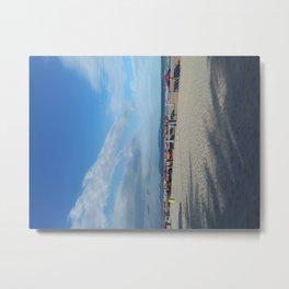 Beach in Vung Tau Metal Print
