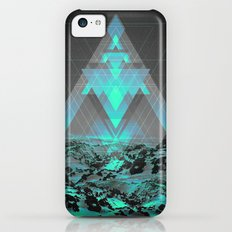 Neither Real Nor Imaginary II iPhone 5c Slim Case
