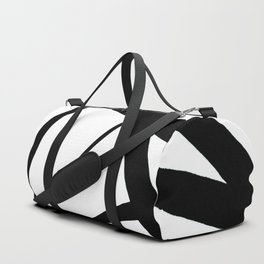 A Harmony of Lines and Shapes Duffle Bag