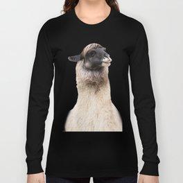 LAMA ( LLAMA) Long Sleeve T-shirt