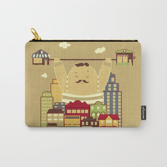 Shoplifter! Carry-All Pouch