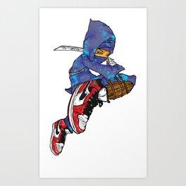 ninjay's Art Print