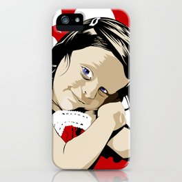 Roslyn iPhone Case